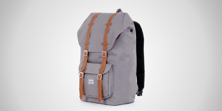 "Herschel Supply Co. ""Little America"" Gray Pack"