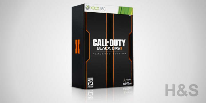 Call of Duty: Black Ops II Hardened Edition