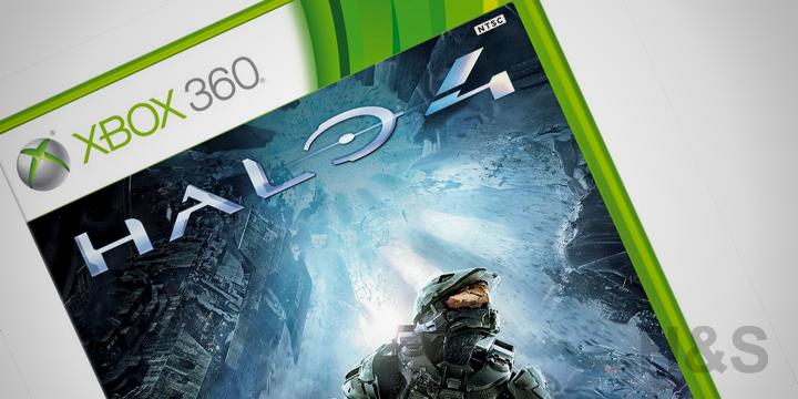 Microsoft Studios Halo 4