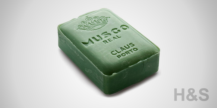 Musgo Real Bar Soap