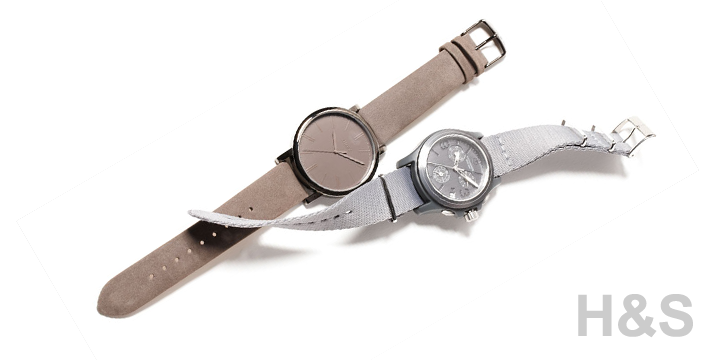 Timex Easy Reader Leather Strap Watch