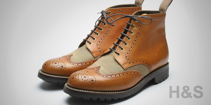 Grenson Acklam Boots