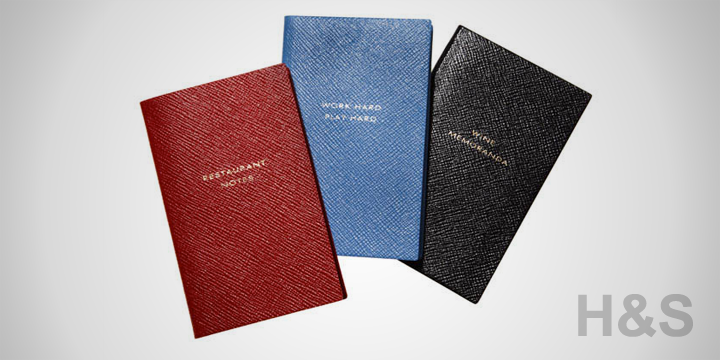 Smythson Notebooks