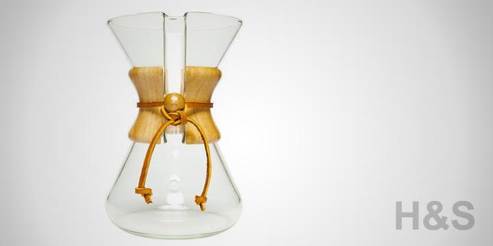 Chemex Handblown Coffeemaker