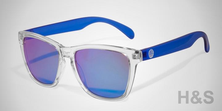 Sunski Blue Sunglasses
