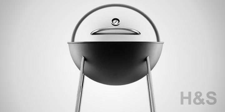 Eva Solo's Globe Outdoor BBQ Grill