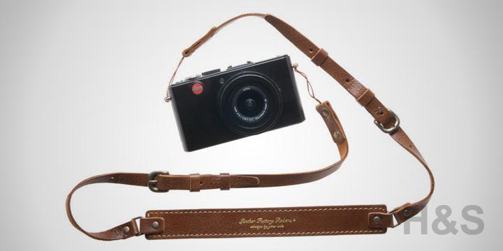 Roberu Leather Compact Camera Strap
