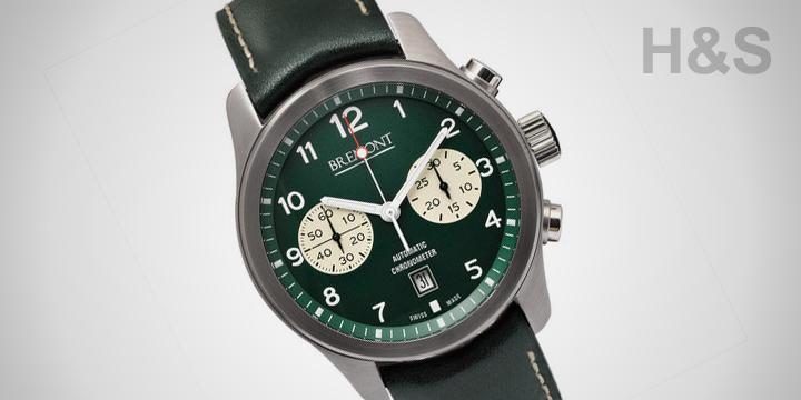 Bremont ALT1 Classic Automatic Chronograph Watch
