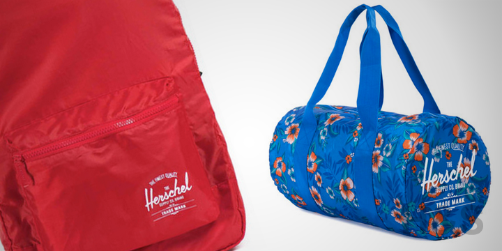 Herschel Supply Co. Spring 2014 Packable Collection