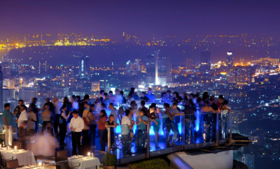 SkyBar at Lebua State Tower