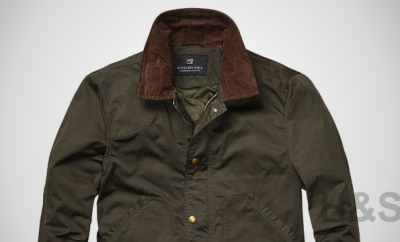 Scotch & Soda Outdoor Jacket
