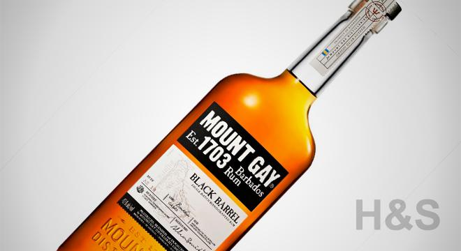 Mount Gay Black Label Rum