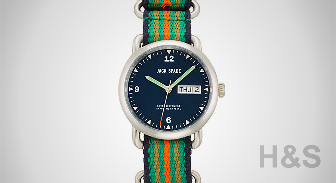 Jack Spade Conway 38mm Watch