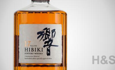 Suntory Hibiki 17 Year Japanese Whisky