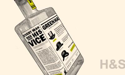 Green Hat Distilled Gin