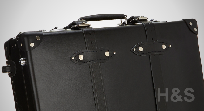 Turnbull & Asser Carry-On Trolley Case