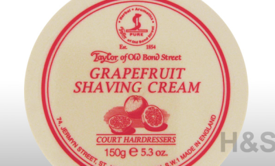 Taylor of Bond Street Grapefruit Shaving Cream Bowl