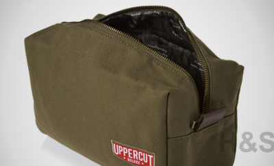 Uppercut Deluxe Canvas Dopp Kit
