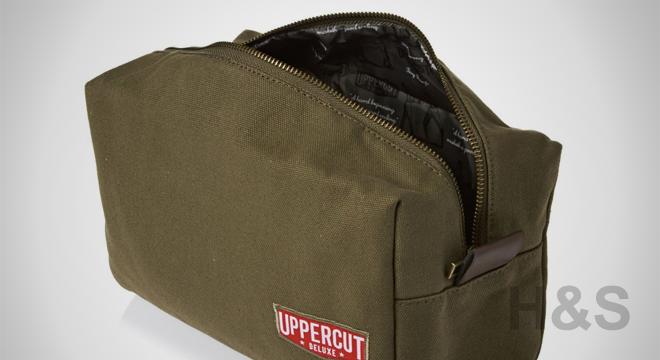 Uppercut Deluxe Canvas Dopp Kit