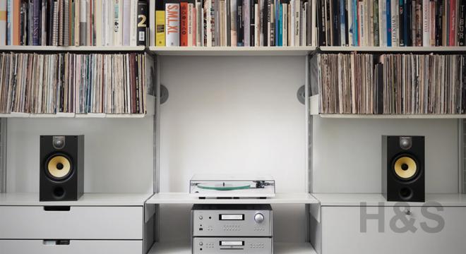 Bowers & Wilkins 600 Series Bookshelf Speakers